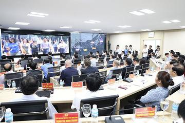 Quảng Ninh mời cán bộ Bộ TT&TT vào Tổ xây dựng Đề án chuyển đổi số của tỉnh