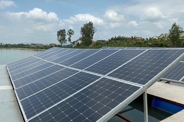 Quảng Trị: Cuối tháng 11 vận hành điện mặt trời Gio Thành 1, Gio Thành 2