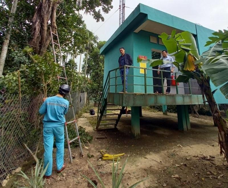 Viettel đảm bảo liên lạc và chia sẻ khó khăn với đồng bào lũ lụt miền Trung