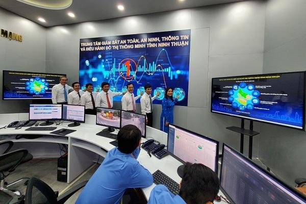 Ninh Thuận đã có Trung tâm giám sát an toàn thông tin