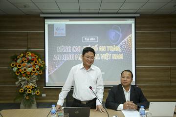 """Đang tọa đàm trực tuyến: """"Giải pháp nào nâng cao chỉ số an toàn, an ninh mạng của Việt Nam?"""""""