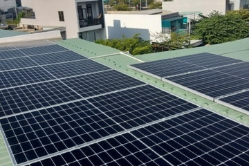 Quảng Nam có 691 khách hàng điện mặt trời mái nhà, tổng sản lượng 5 triệu kWh