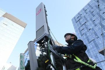 Lượng người dùng 5G ở Hàn Quốc vượt ngưỡng 9 triệu, người dùng 4G giảm