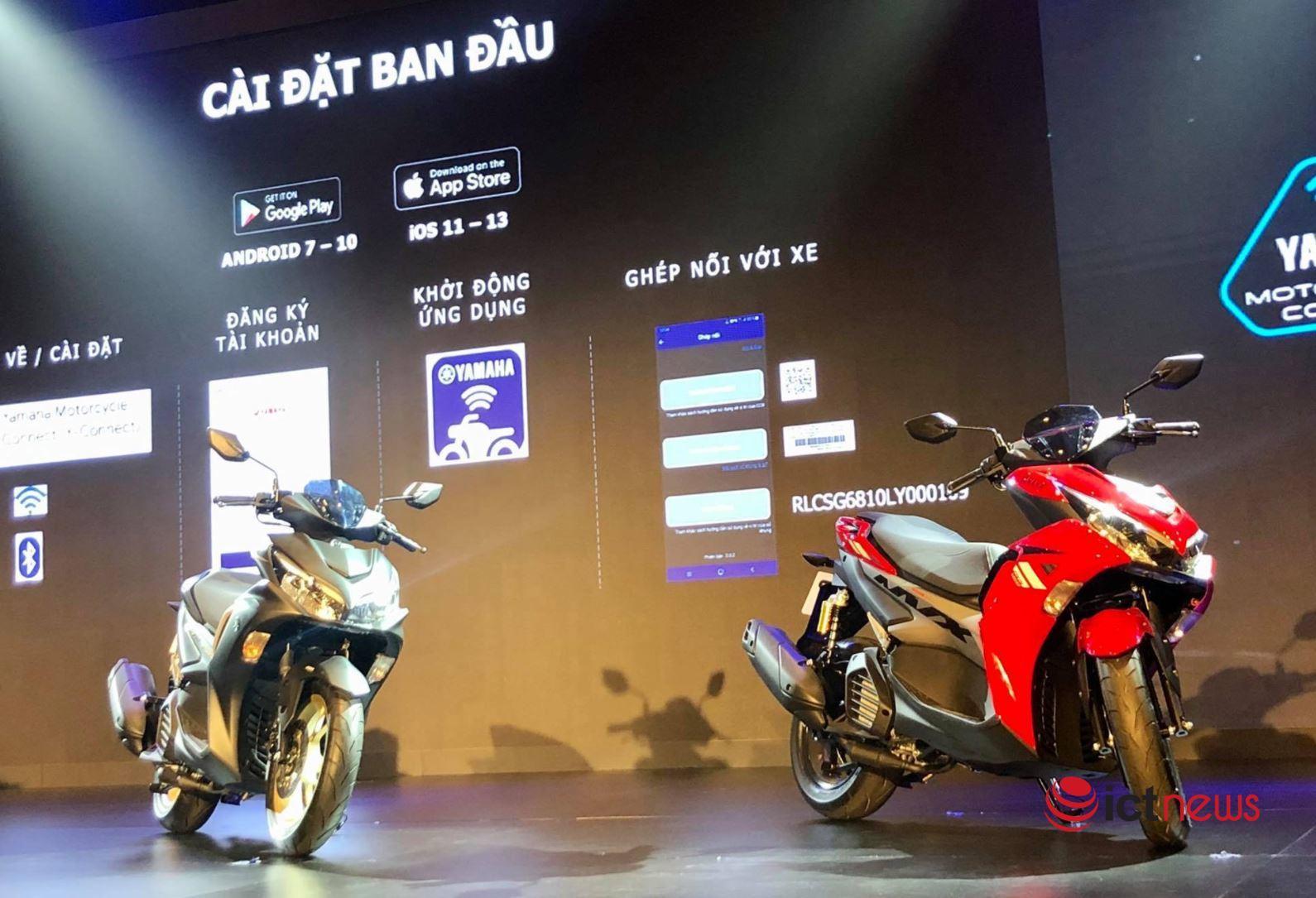 Yamaha NVX mới không có phiên bản 125cc