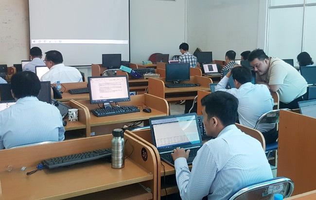 Long An tập huấn về bảo mật ứng dụng và CSDL điện toán đám mây