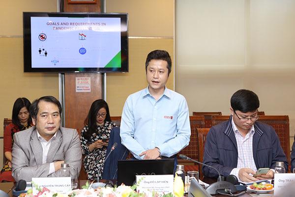 Việt Nam chia sẻ kinh nghiệm ứng dụng khoa học công nghệ để phòng chống dịch Covid-19