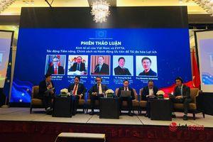 Hiệp định EVFTA - Cơ hội đẩy nhanh chuyển đổi số cho Việt Nam