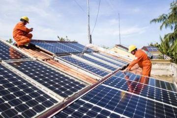 Hải Phòng: công suất điện mặt trời mái nhà đạt 1.832kW