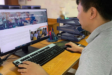 VNNIC ra mắt thư viện trực tuyến mở về Internet cho cộng đồng