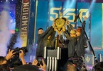 Saigon Phantom trở thành tân vương Đấu Trường Danh Vọng