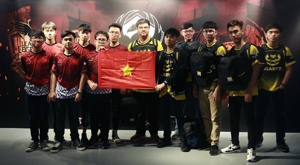 Esports Việt đang ở đâu trên bản đồ Đông Nam Á?