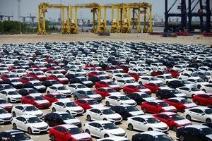Thị trường Việt Nam chuẩn bị đón loạt xe hơi giá rẻ