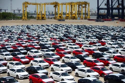 Đề xuất bỏ tờ khai nguồn gốc với xe nhập khẩu