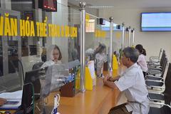 Hòa Bình giao chỉ tiêu hồ sơ giải quyết trực tuyến mức 3, 4 cho các đơn vị