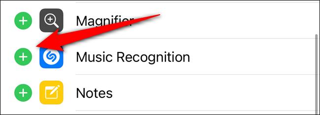 Hướng dẫn dùng tính năng nhận diện âm nhạc có sẵn trên iOS