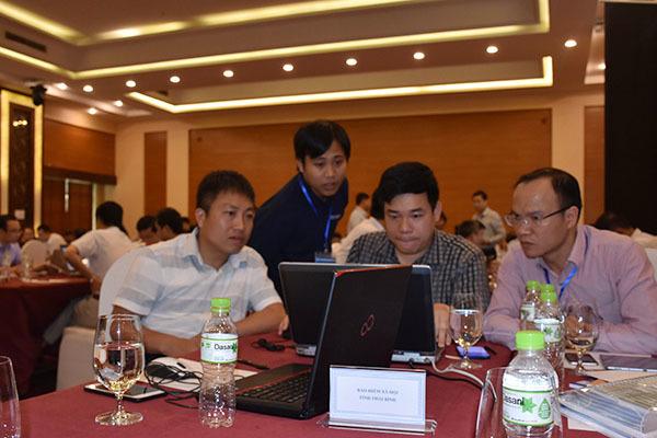 BHXH Việt Nam diễn tập xử lý tình huống mã độc gián điệp tấn công hệ thống thông tin