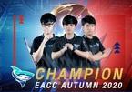 Việt Nam lại thua đau trước người Thái ở giải đấu eSports quốc tế