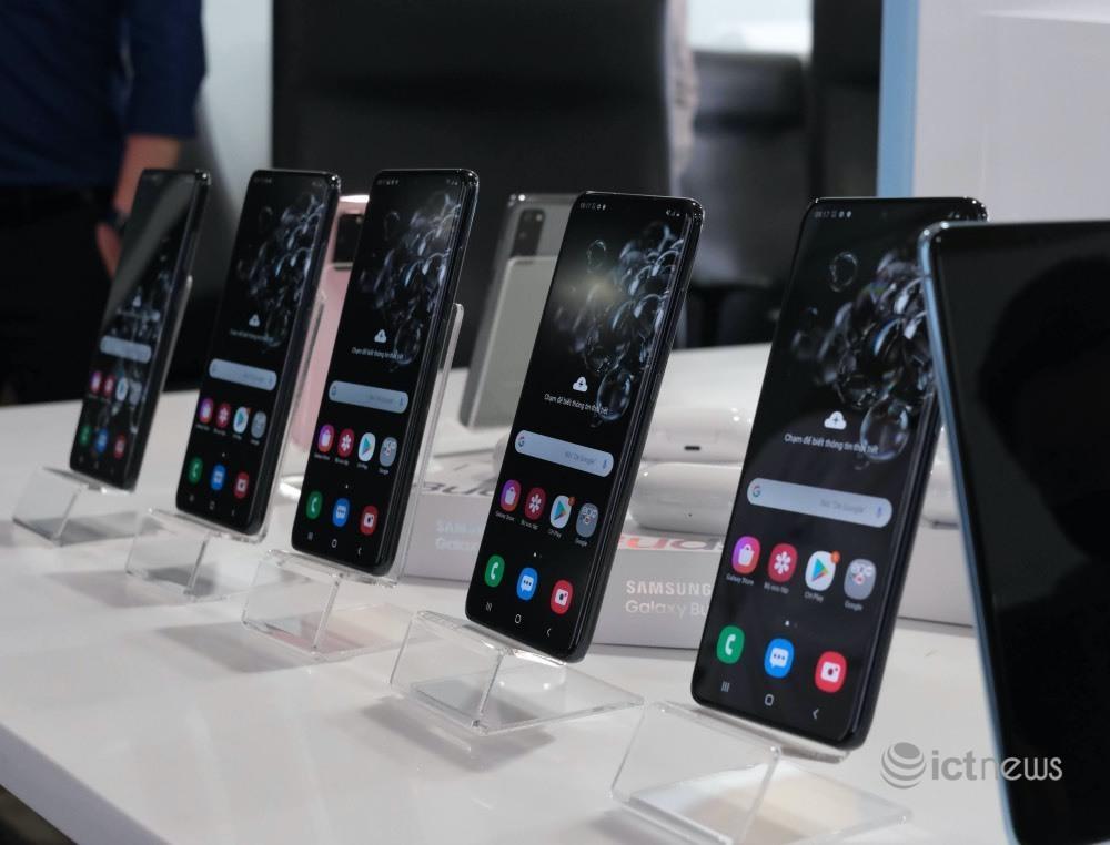 Hàng chục ngàn smartphone bán ra trong Ngày độc thân 11/11 tại Việt Nam