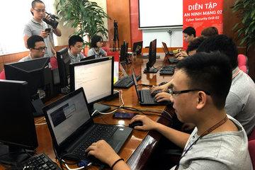 Việt Nam không lo thiếu nhân lực an toàn thông tin trong thời gian tới