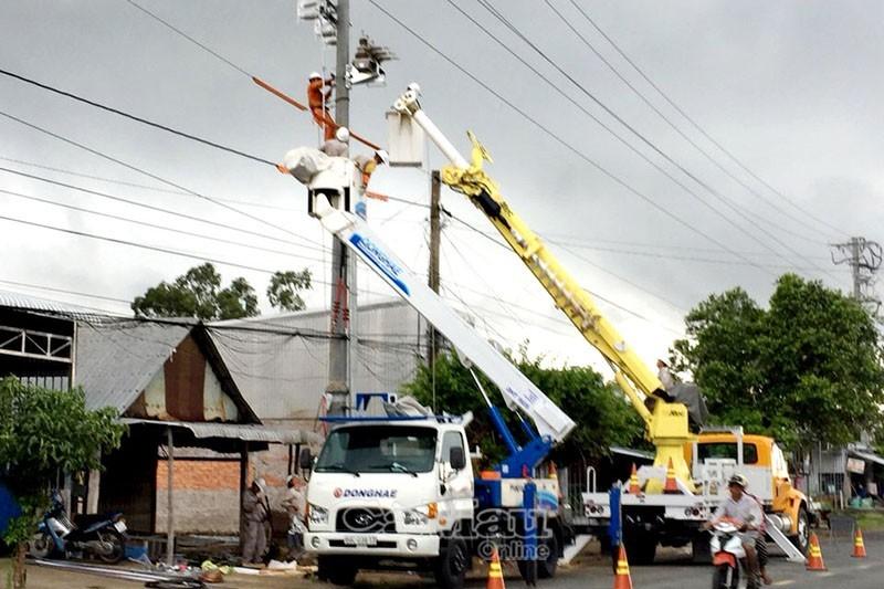 Tháng 10, Cà Mau tiết kiệm 3,052 triệu kWh điện