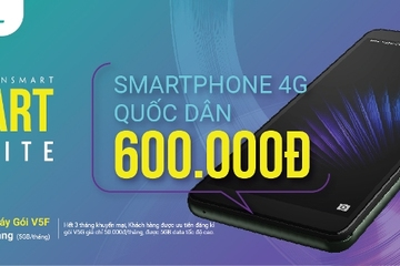 """Viettel """"bắt tay"""" các nhà sản xuất thiết bị phổ cập smartphone giá từ 600.000 đồng"""