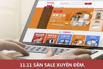 Người Việt 'lùng' sale ngày 11/11 trên sàn TMĐT của Trung Quốc