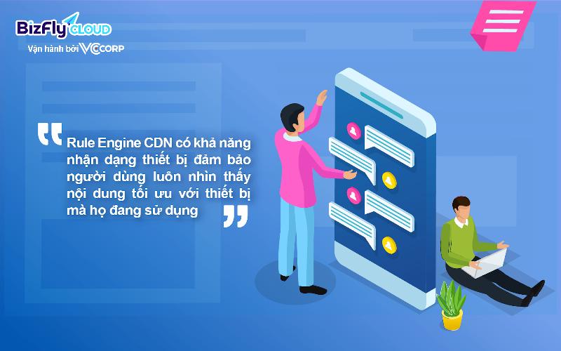 Tối ưu hóa trải nghiệm người dùng trên từng thiết bị số với Rule Engine - tự động phân luồng truy cập