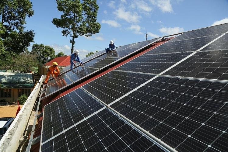 Tháng 10, Đắk Nông có thêm 152 công trình điện mặt trời mái nhà
