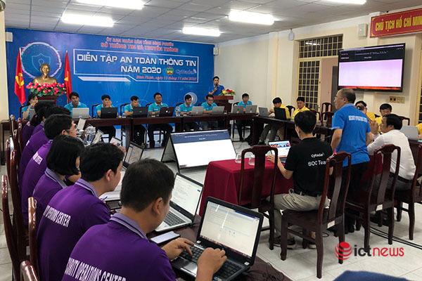 Đào tạo lực lượng chuyên gia ATTT nòng cốt để bảo vệ Chính phủ số