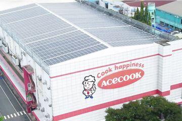 Sử dụng điện năng lượng mặt trời trong sản xuất công nghiệp chế biến