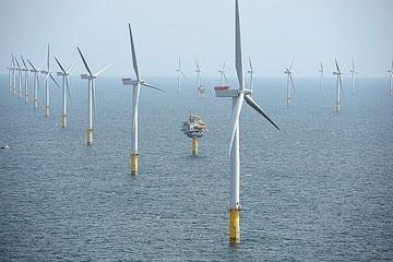 Đang có 157 dự án điện gió trên biển đề nghị được khảo sát