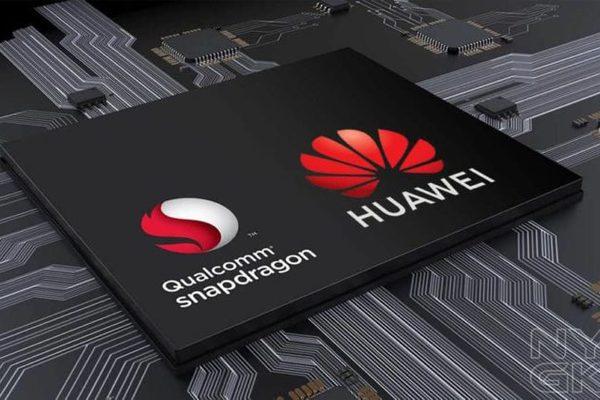 Qualcomm được phép bán chip 4G cho Huawei