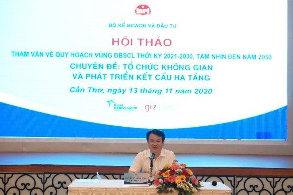 Định hướng quy hoạch Đồng bằng sông Cửu Long thành vùng xuất khẩu năng lượng