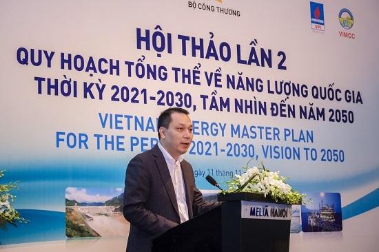 Sẽ trình Chính phủ đề án Quy hoạch tổng thể năng lượng trong tháng 11