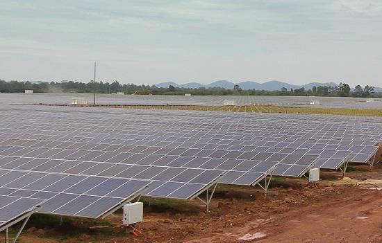 Tổng công suất lắp đặt 57 nhà máy ĐMT tại 6 tỉnh miền Nam đạt 2.809MWp