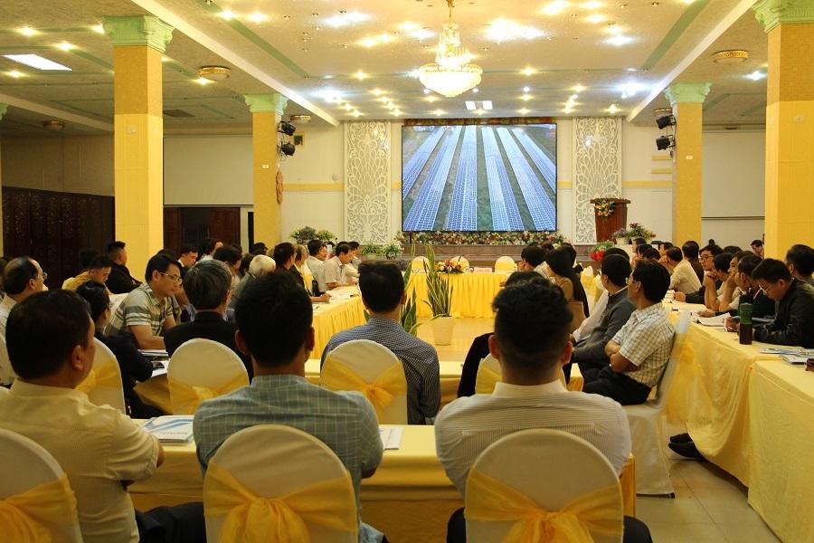 Kon Tum tổ chức hội thảo phổ biến điện mặt trời
