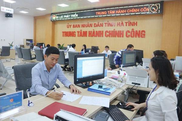 Hà Tĩnh đặt mục tiêu vào Top 15 địa phương dẫn đầu về Chính phủ số
