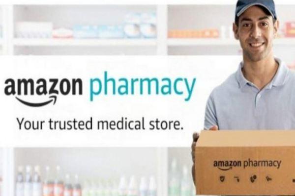 Amazon lấn sân sang lĩnh vực y tế bằng hiệu thuốc trực tuyến