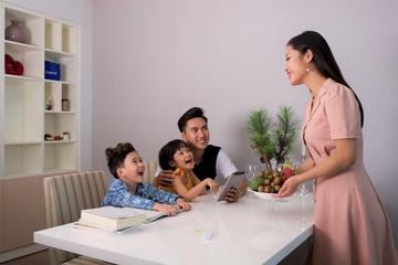Bữa cơm tối – Nét văn hoá của gia đình Việt hiện đại