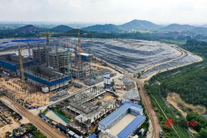 Đặt mục tiêu vận hành Nhà máy điện rác Sóc Sơn vào tháng 1/2021