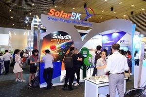 Có gì ở triển lãm 'Tương lai năng lượng Việt Nam 2020'