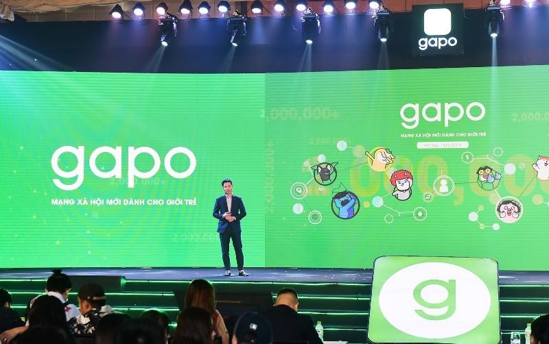 Mạng xã hội Gapo cán mốc 6 triệu người dùng