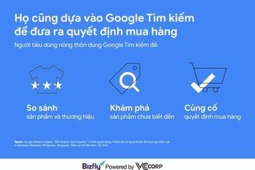 """Xu hướng tìm kiếm của người Việt năm 2020 - """"Đại dương xanh"""" cho doanh nghiệp"""