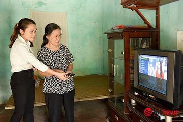 Ngừng phát sóng truyền hình tương tự mặt đất tại 15 tỉnh từ 0h ngày 28/12