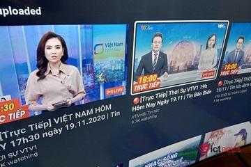 Đài truyền hình tìm cách chuyển mình trong thời đại livestream
