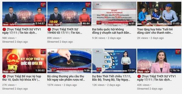 Đài truyền hình tìm cách chuyển mình trong thời đại livestream thumbnail