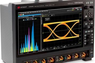 Keysight ra mắt máy hiện sóng công nghệ tiên tiến dòng Infiniium EXR-Series