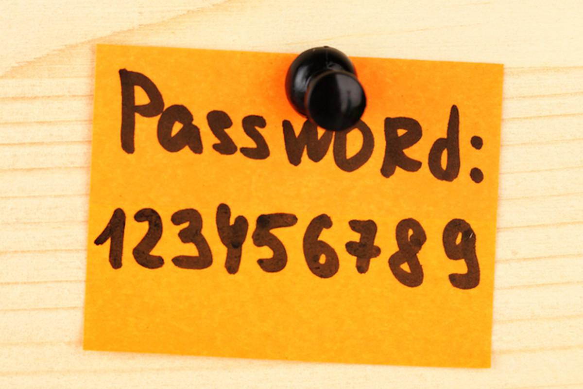 Năm 2020 rồi nhưng mọi người vẫn dùng '123456' và 'password' làm mật khẩu