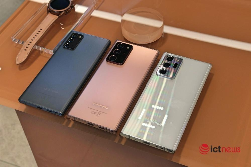 iPhone 11 giảm giá 4-5 triệu đồng, Galaxy Note20 cũng hạ giá bán thumbnail