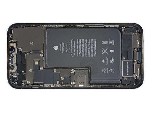 Bên trong iPhone 12 Pro Max